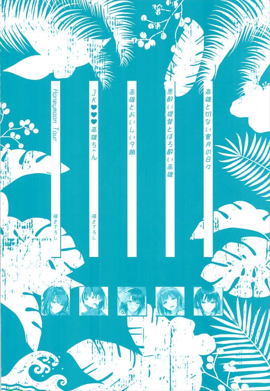 Takao Collection Kai Honeymoon Tour 1