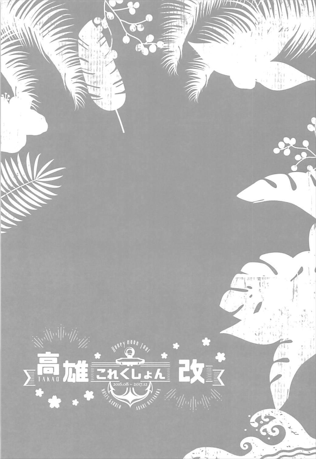Takao Collection Kai Honeymoon Tour 64