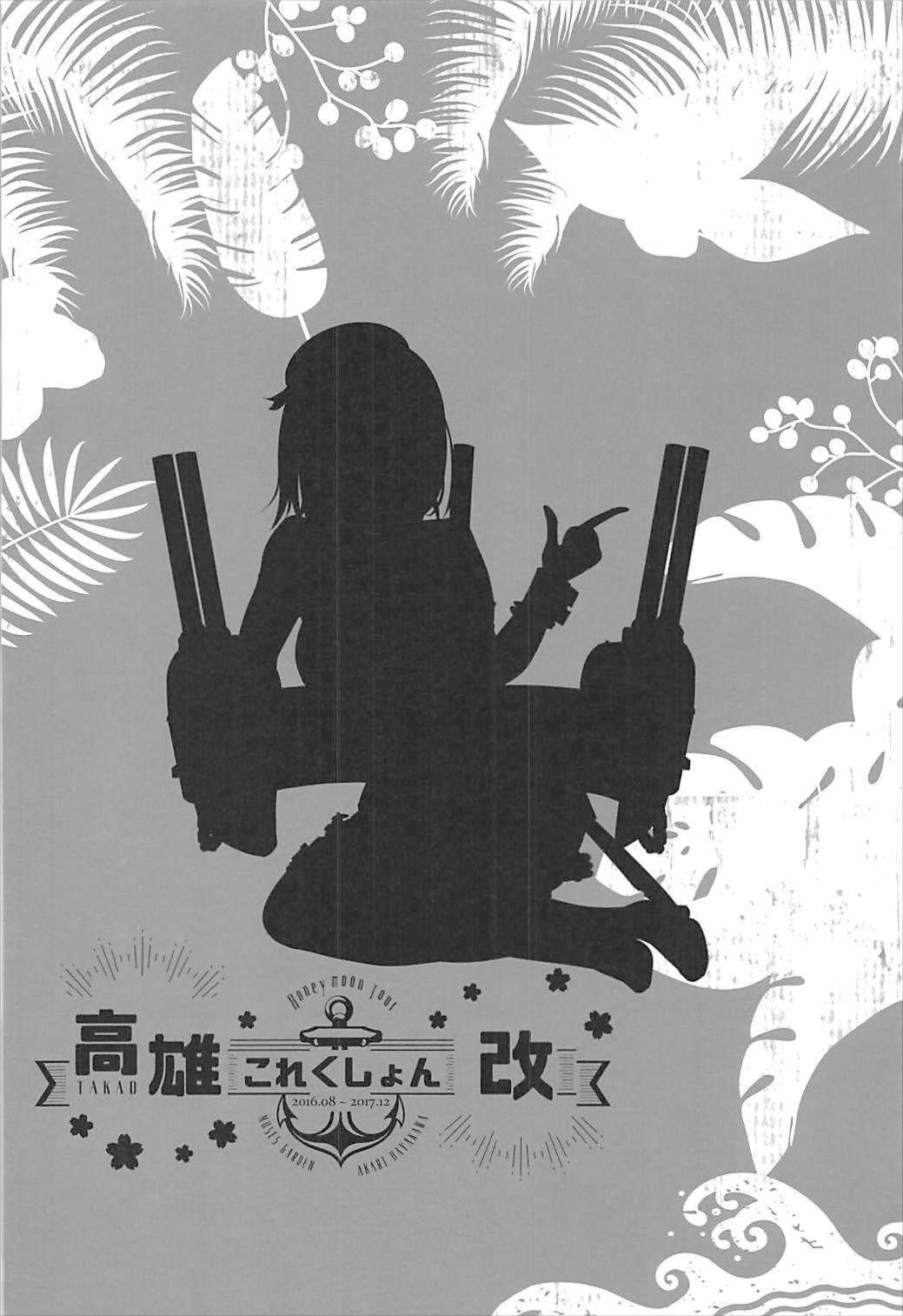 Takao Collection Kai Honeymoon Tour 65