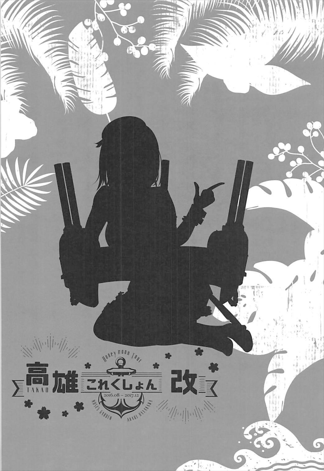 Takao Collection Kai Honeymoon Tour 83