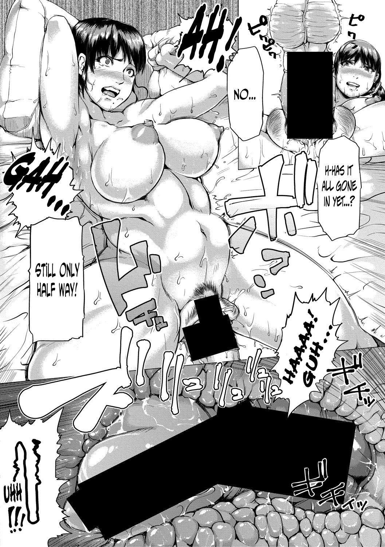 [Kizaru] Gibo ga Haramu Made Zenpen | Until My Mother-in-Law is Pregnant Part One (COMIC Shingeki 2018-03) [English] [N04h] [Digital] 17