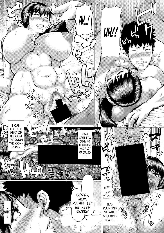 [Kizaru] Gibo ga Haramu Made Zenpen | Until My Mother-in-Law is Pregnant Part One (COMIC Shingeki 2018-03) [English] [N04h] [Digital] 20