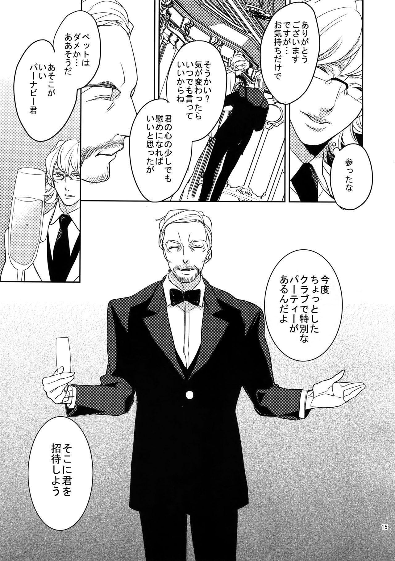 Ai no Kemono Sairoku-shuu 13