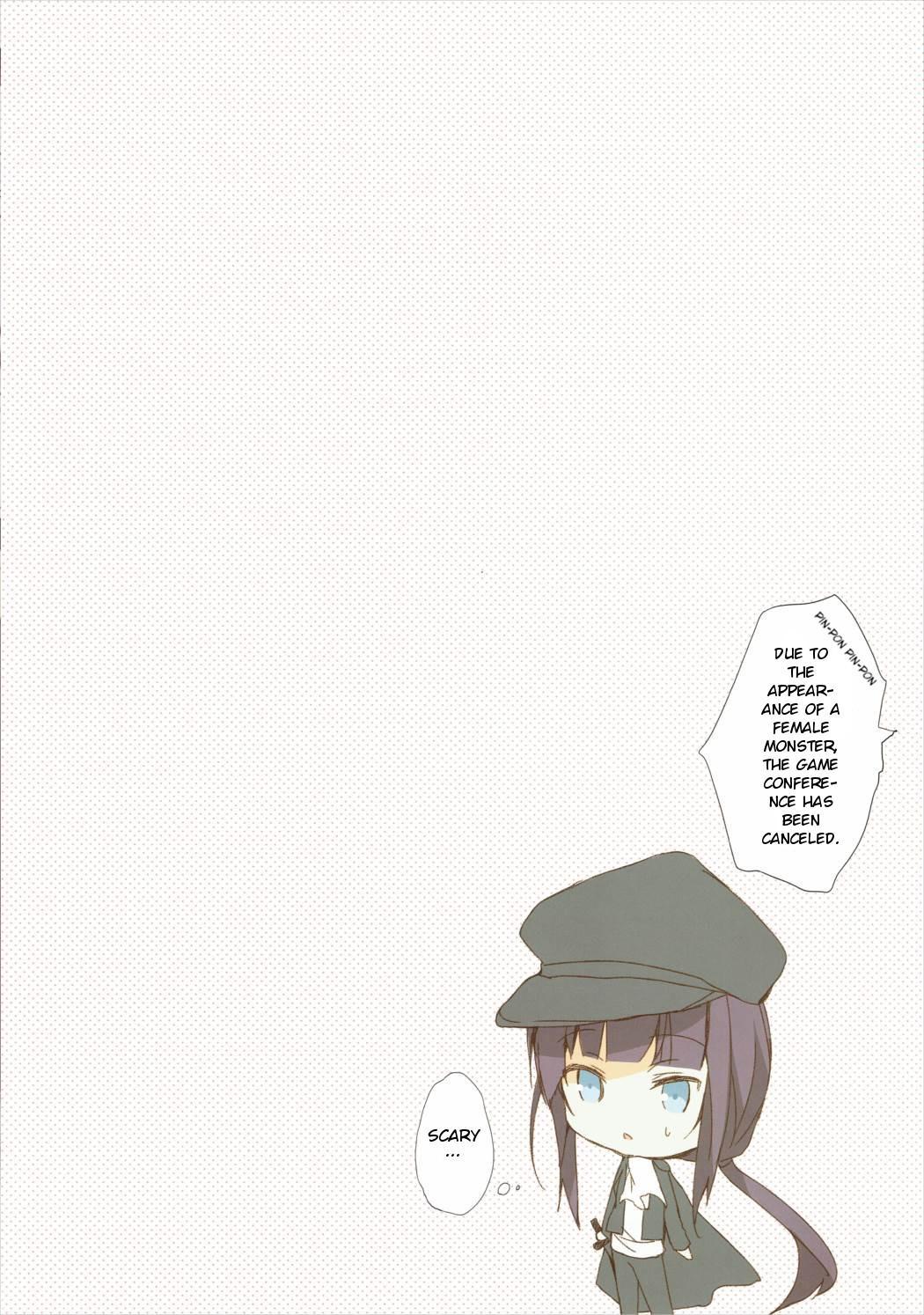 (C88) [Hirahira (Hirari)] Shachiku-chan to Manabu Shin-Shakaijin no Meishi Koukan (NEW GAME!) [English] [Hebrew Hotglue] 11
