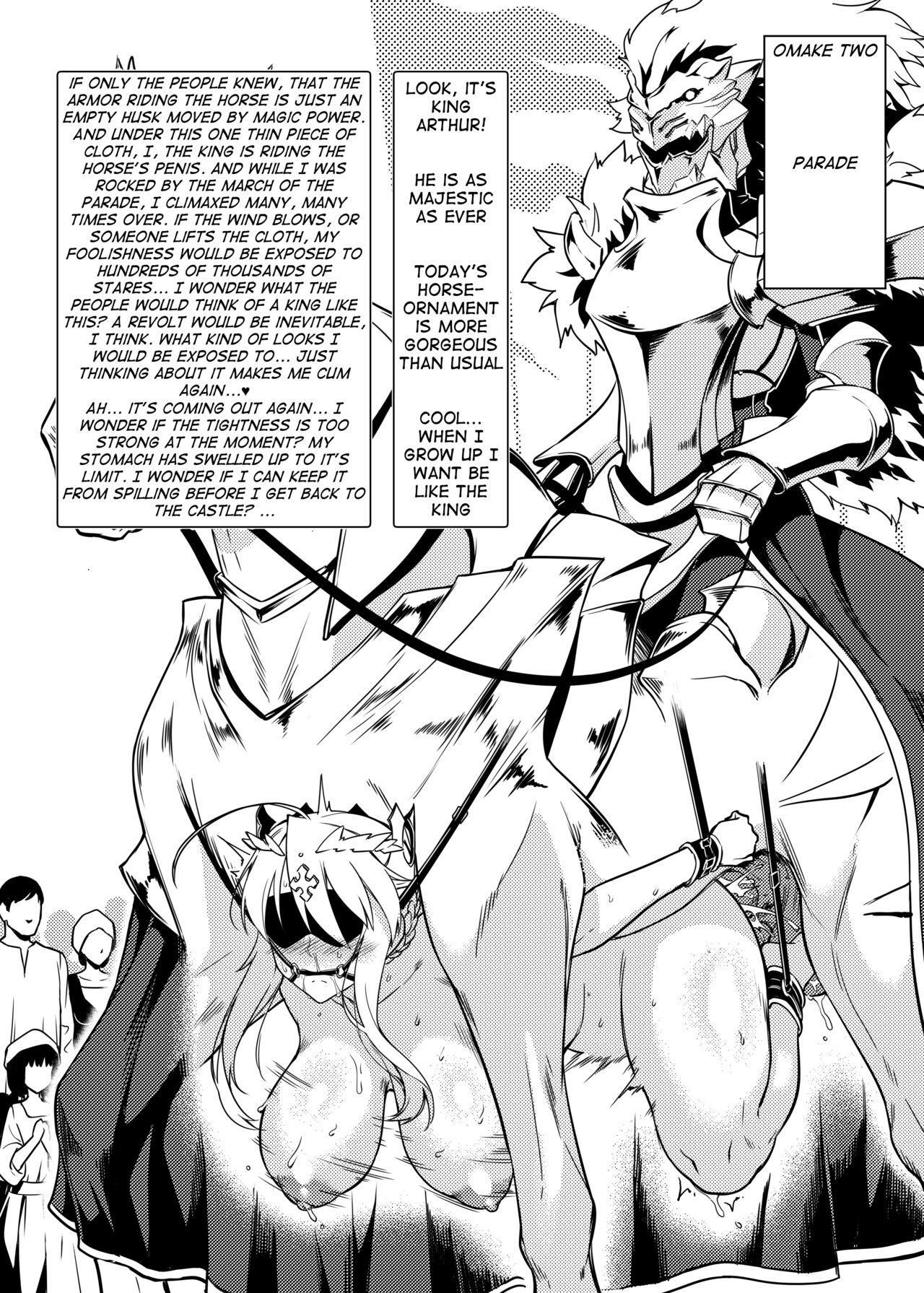 Hakuba ni Norareru Kishi 13