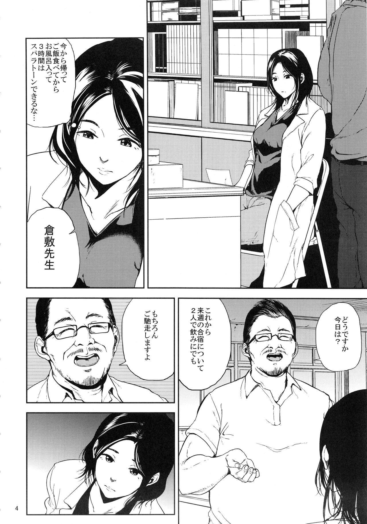 Kurashiki-sensei wa Hatsujouki Soushuuhen FINAL 2