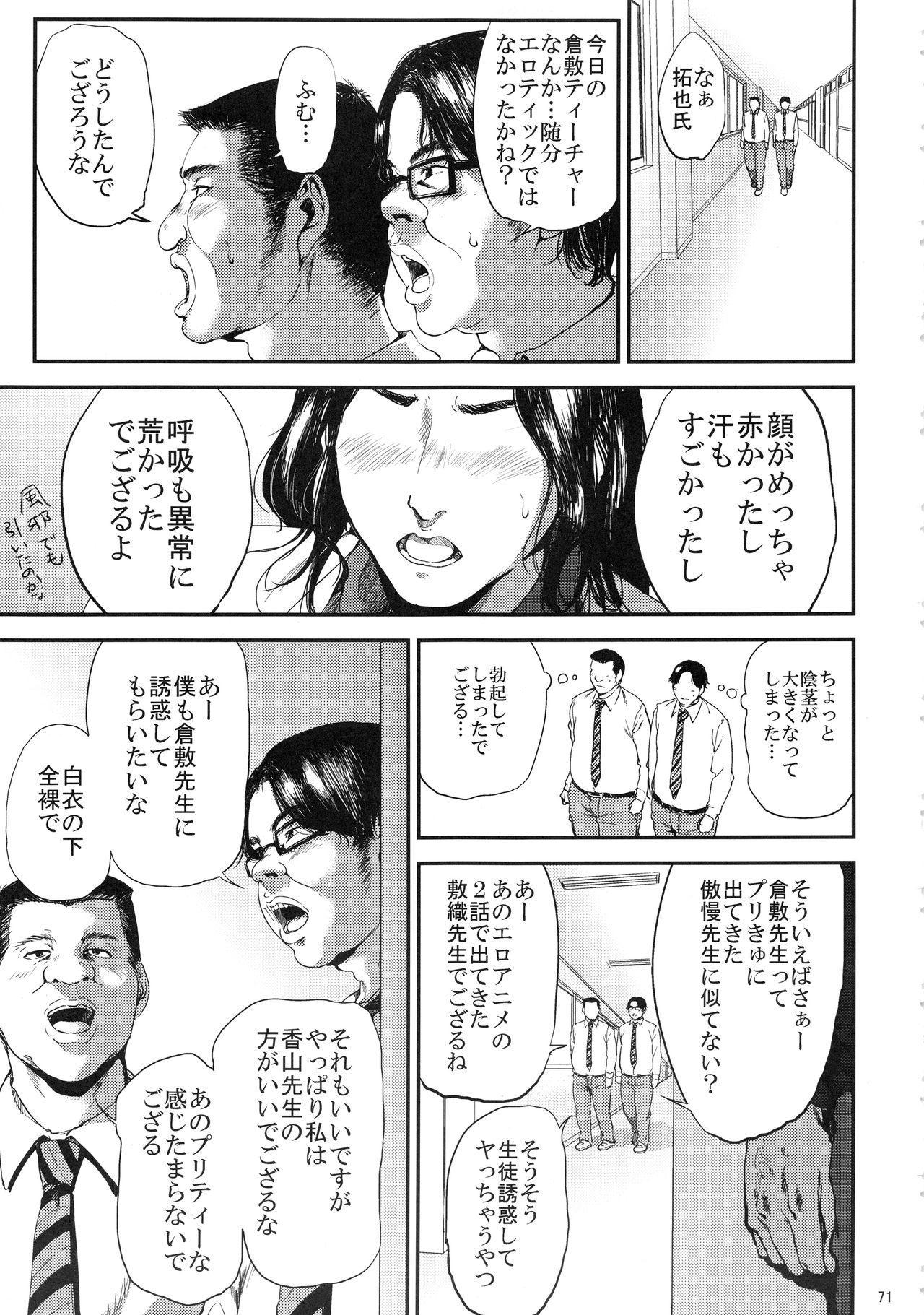 Kurashiki-sensei wa Hatsujouki Soushuuhen FINAL 69