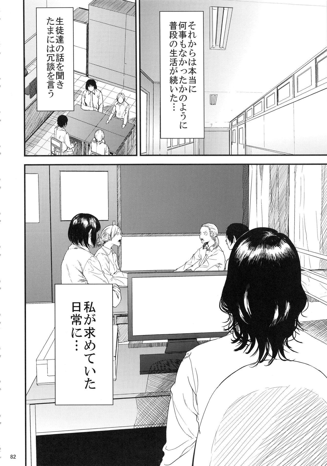 Kurashiki-sensei wa Hatsujouki Soushuuhen FINAL 80