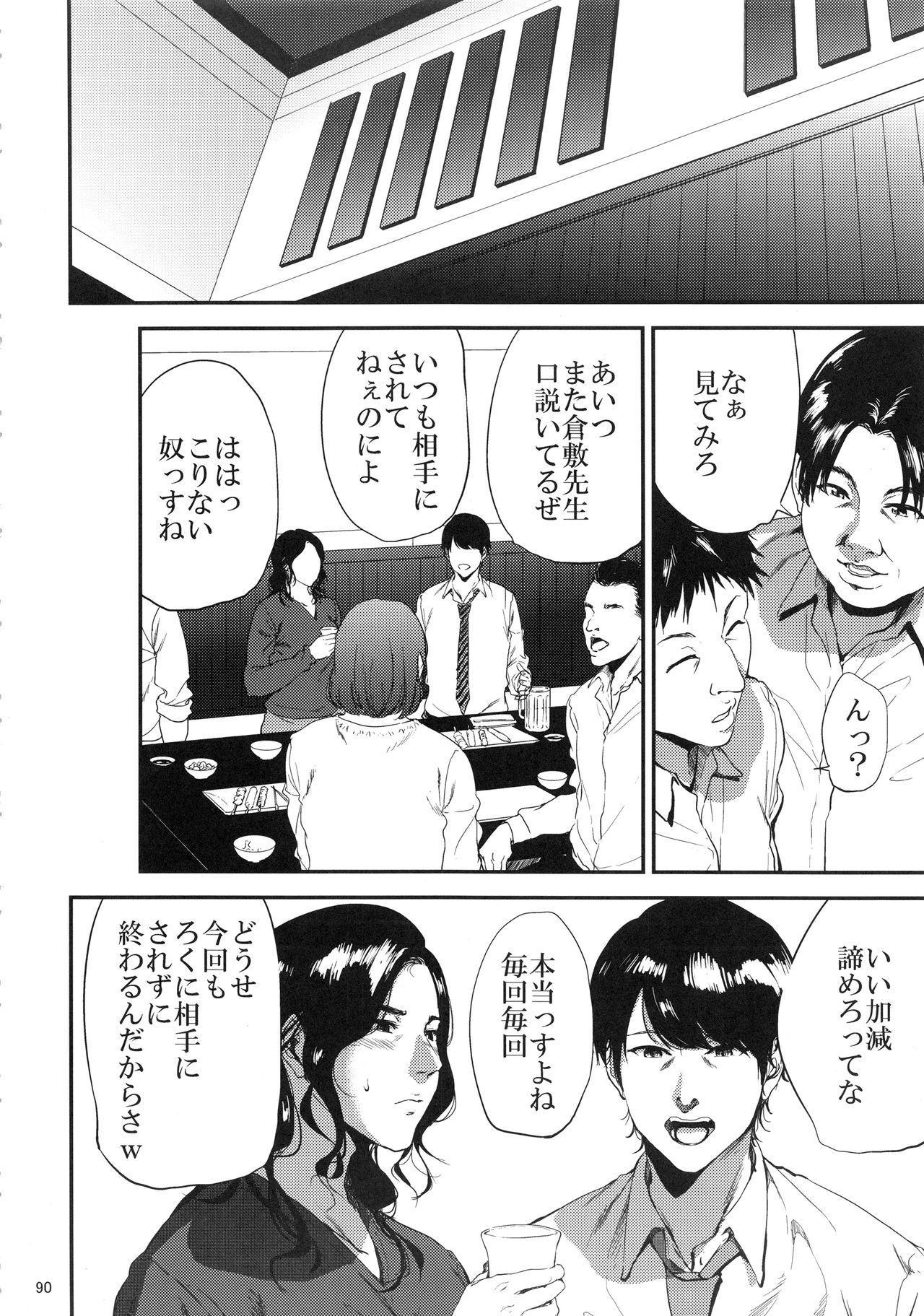 Kurashiki-sensei wa Hatsujouki Soushuuhen FINAL 88