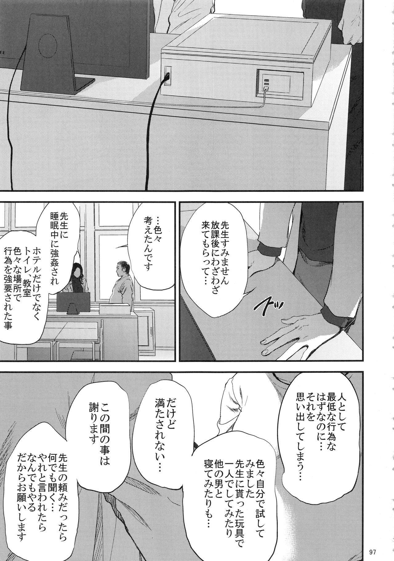 Kurashiki-sensei wa Hatsujouki Soushuuhen FINAL 95