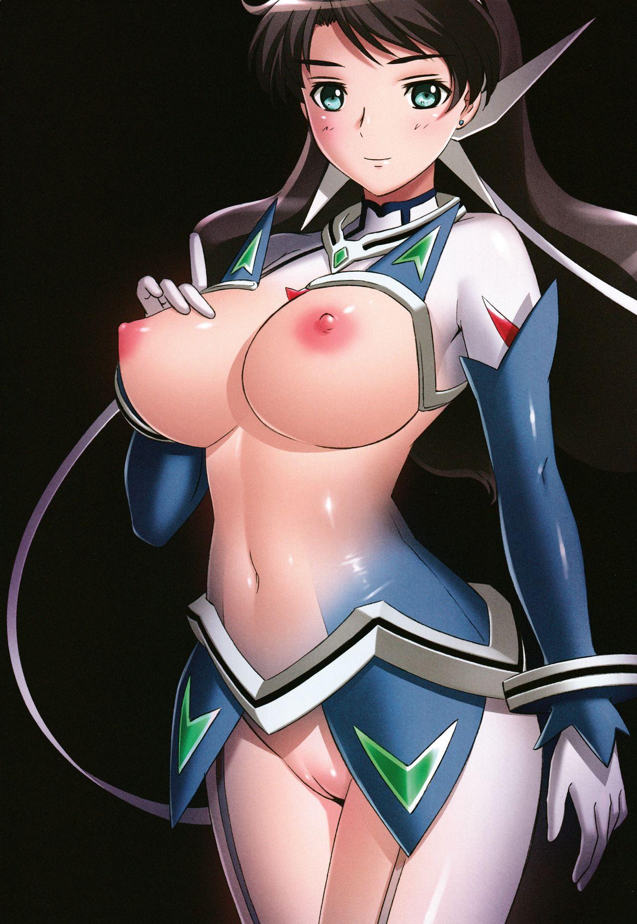 (C75) [Takahashi Record-ten (Takahashi Record) Eri Nare Naxa! Elina to Reina to H no Hon (Queen's Blade) 22