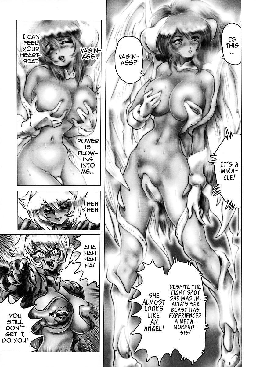 Seijuu Shoujo Sen Vaginass Kanzenban - Sexbeast Fight Vaginass 136