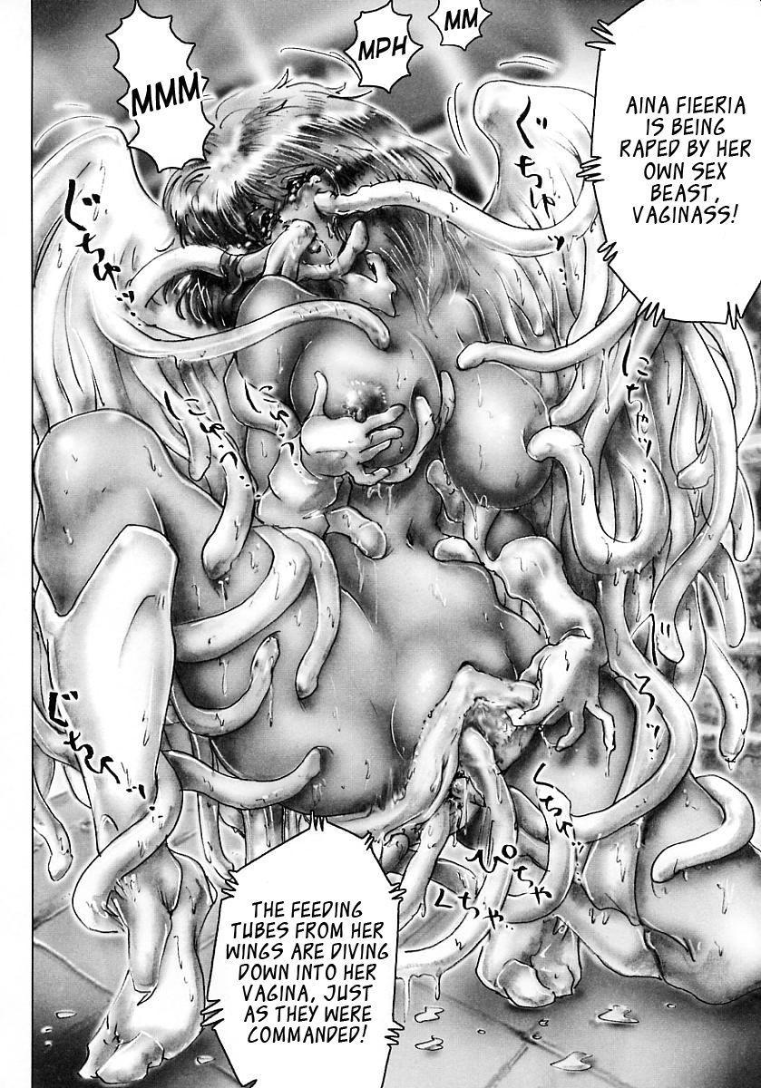 Seijuu Shoujo Sen Vaginass Kanzenban - Sexbeast Fight Vaginass 147