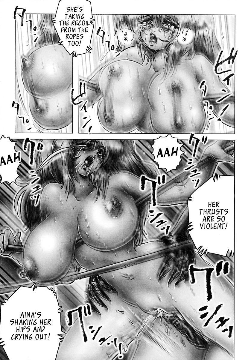Seijuu Shoujo Sen Vaginass Kanzenban - Sexbeast Fight Vaginass 172