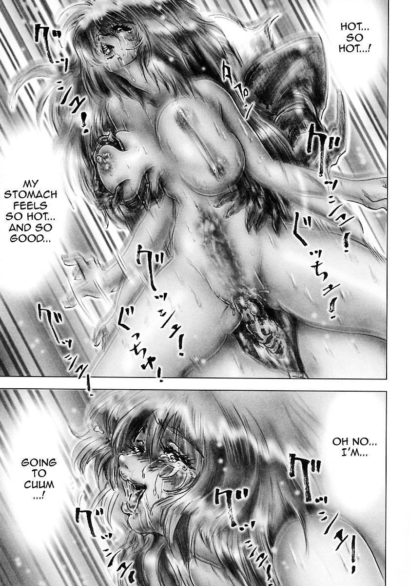 Seijuu Shoujo Sen Vaginass Kanzenban - Sexbeast Fight Vaginass 174