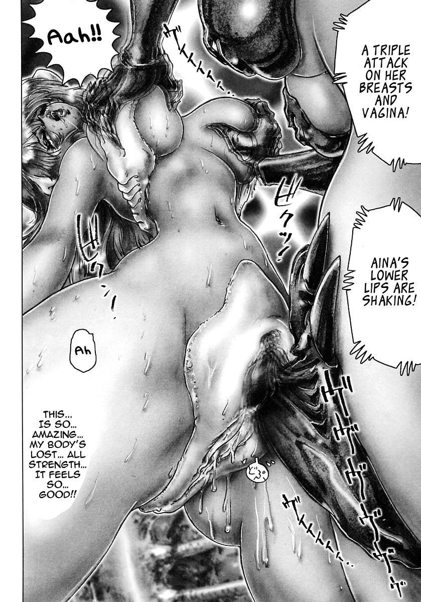 Seijuu Shoujo Sen Vaginass Kanzenban - Sexbeast Fight Vaginass 27
