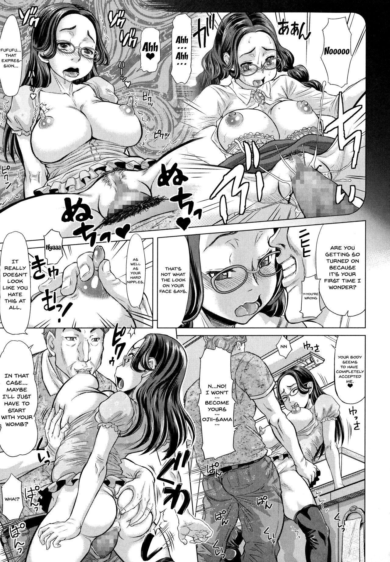 [Minority] Negative Kanako-sensei Ch. 1-6 [English] {Doujins.com} 102