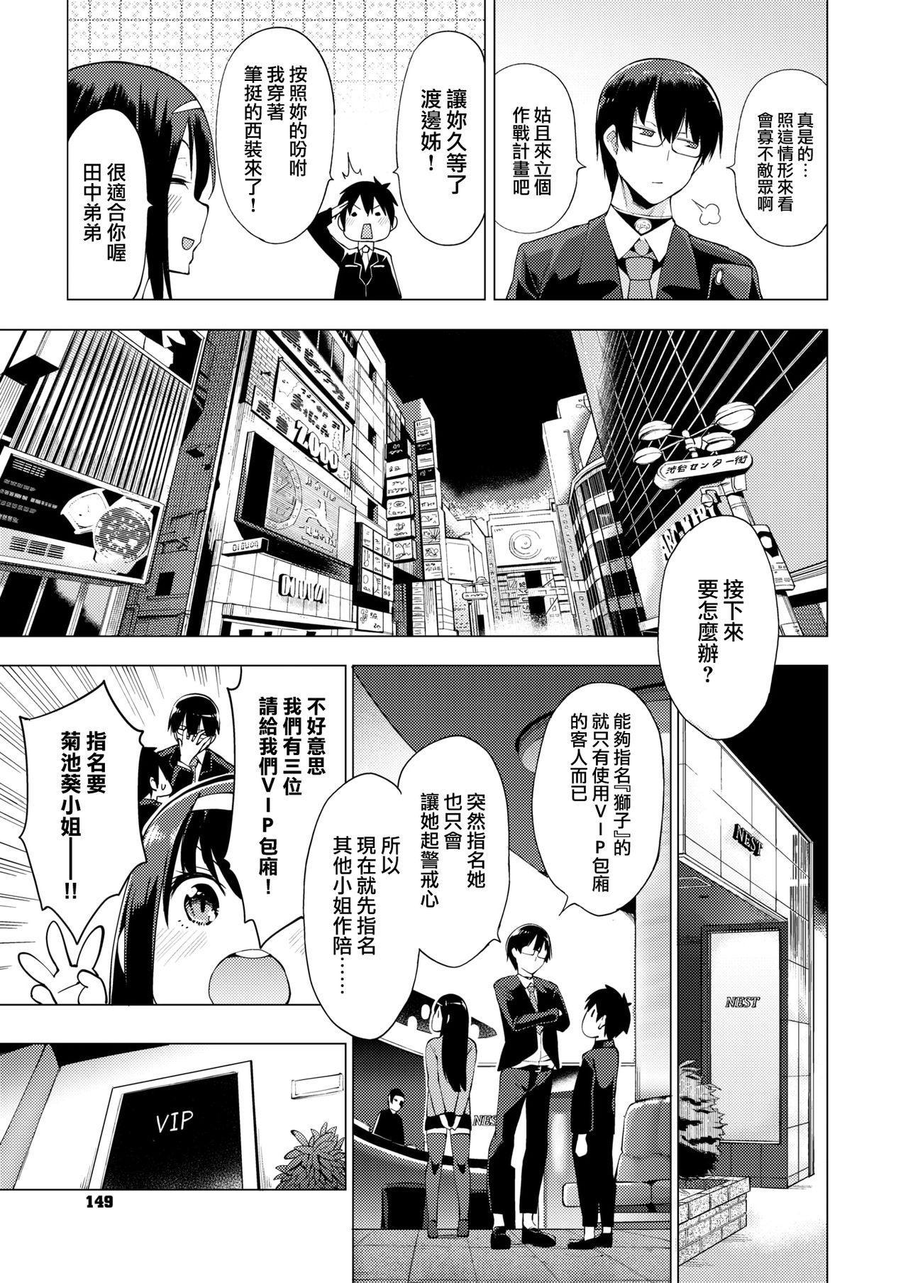 [Kenji] Karigogo ~Nikuyoku Shoujo~ #3 [Chinese] [就變態翻譯組一人樣 x 我尻故我在個人漢化#21] [Digital] 4