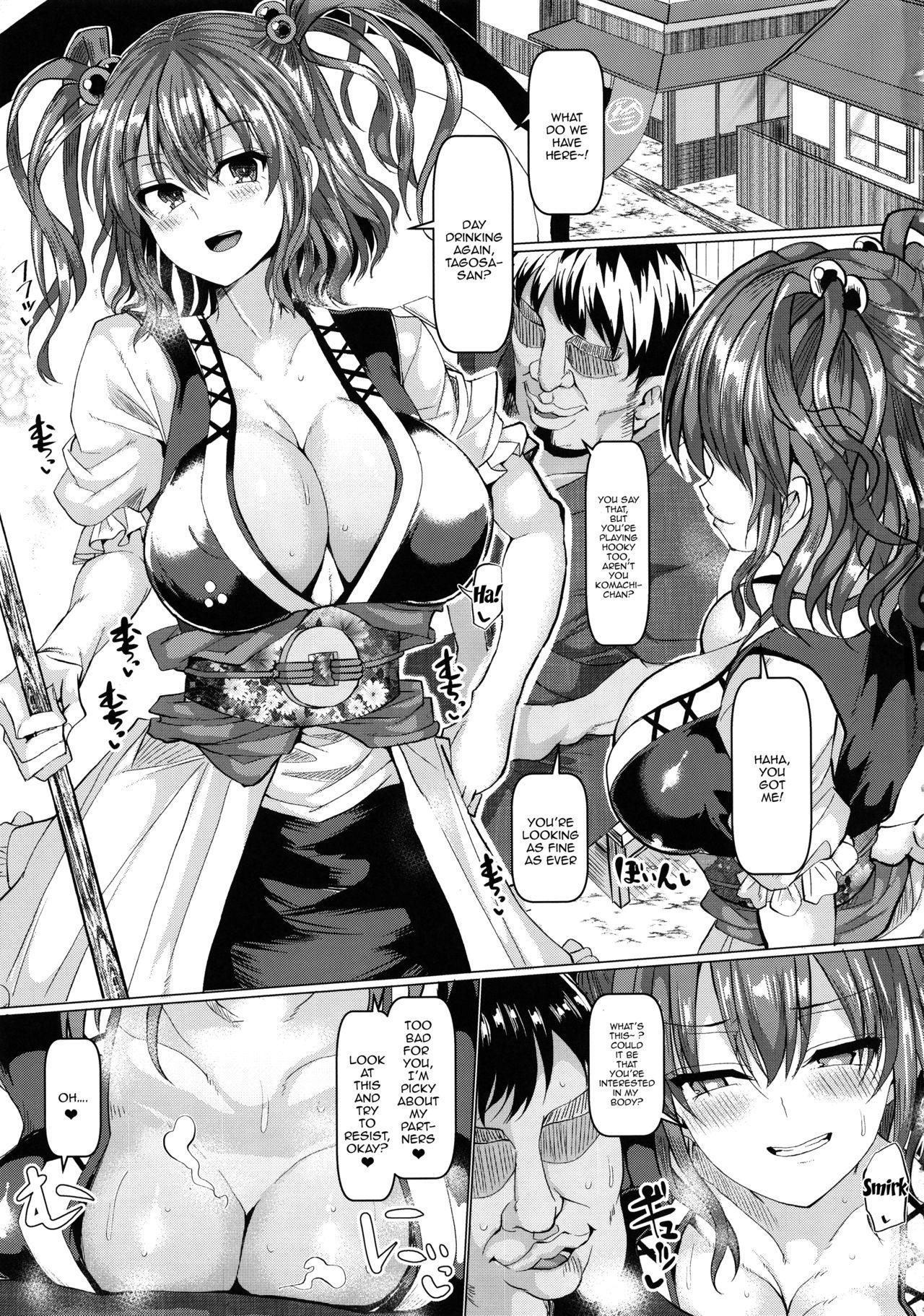 Saimin de Shinigami no Maso Mesu o Abake!! 1