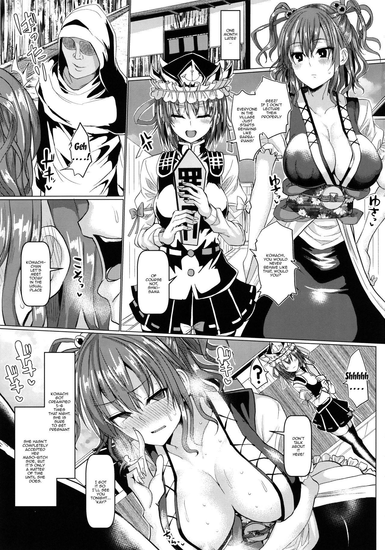Saimin de Shinigami no Maso Mesu o Abake!! 29