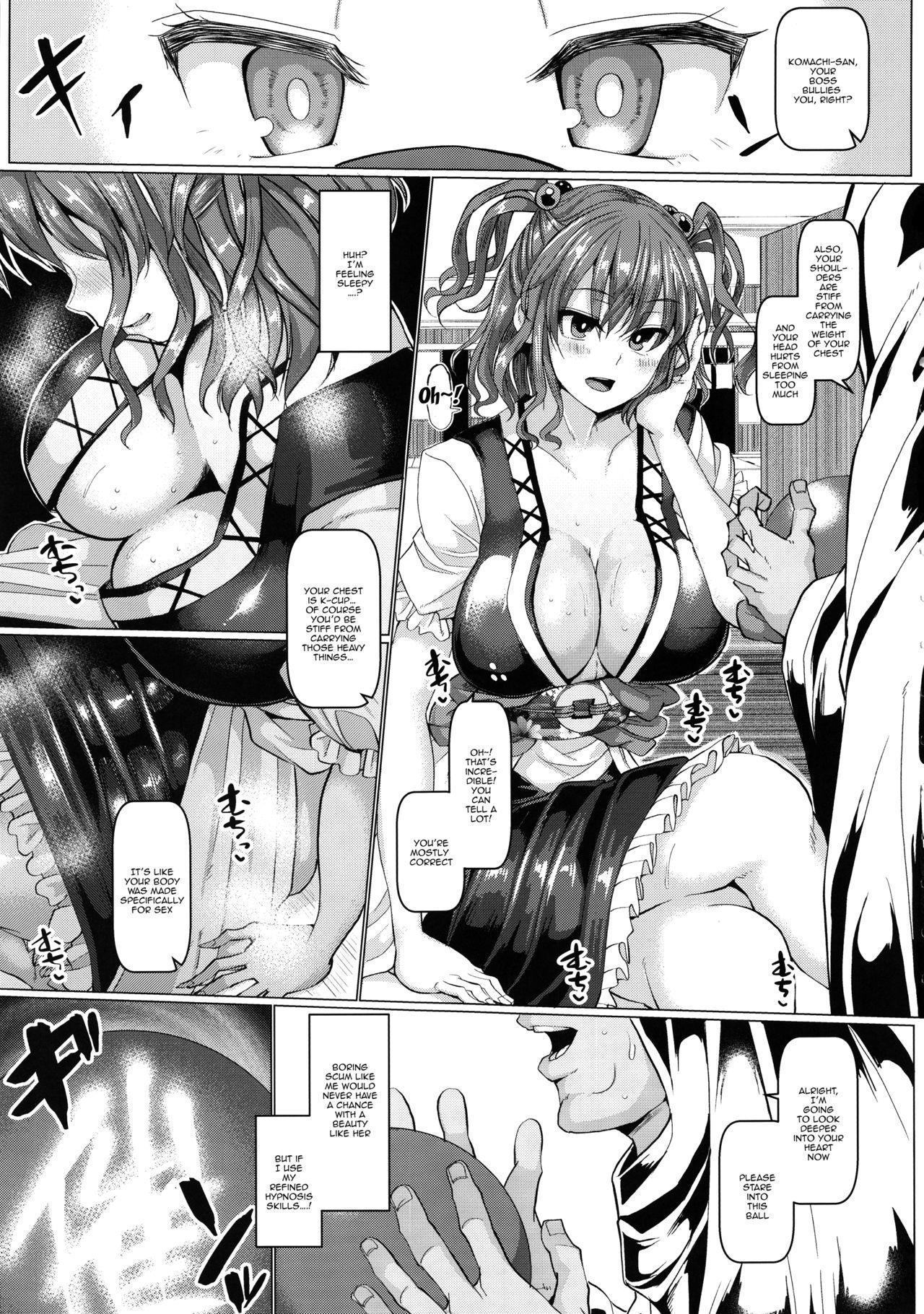 Saimin de Shinigami no Maso Mesu o Abake!! 3