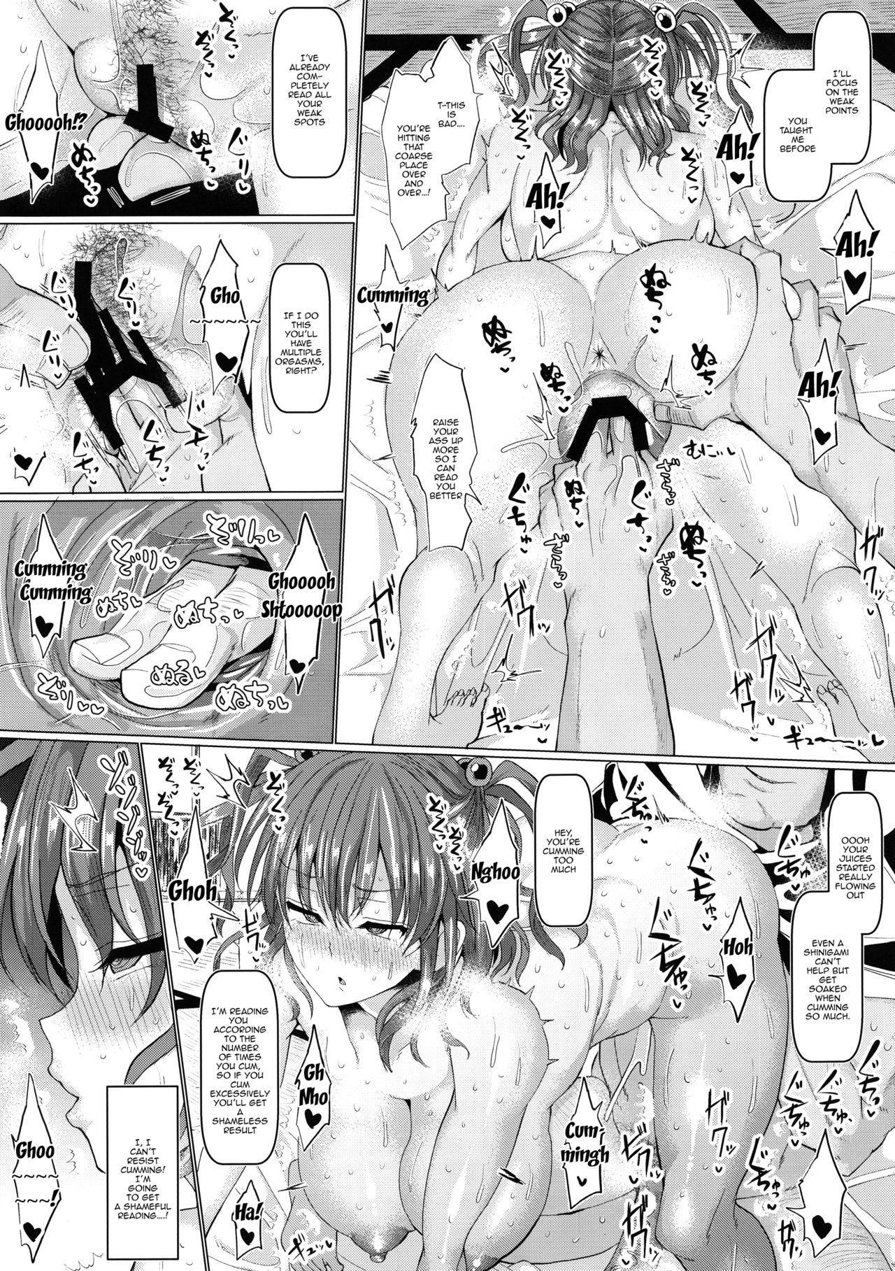 Saimin de Shinigami no Maso Mesu o Abake!! 7