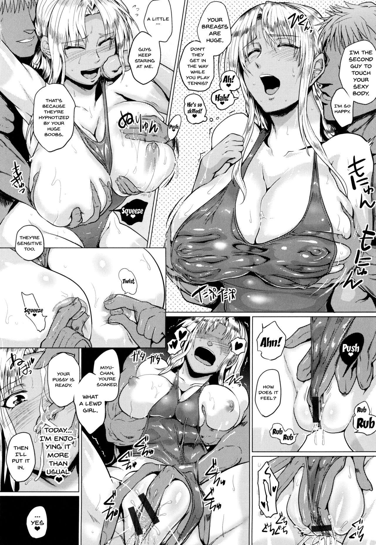 Hazukashime no Ran Tanetsuke Gokumon Sikyuu Ikimawashi Ch. 1-2 14