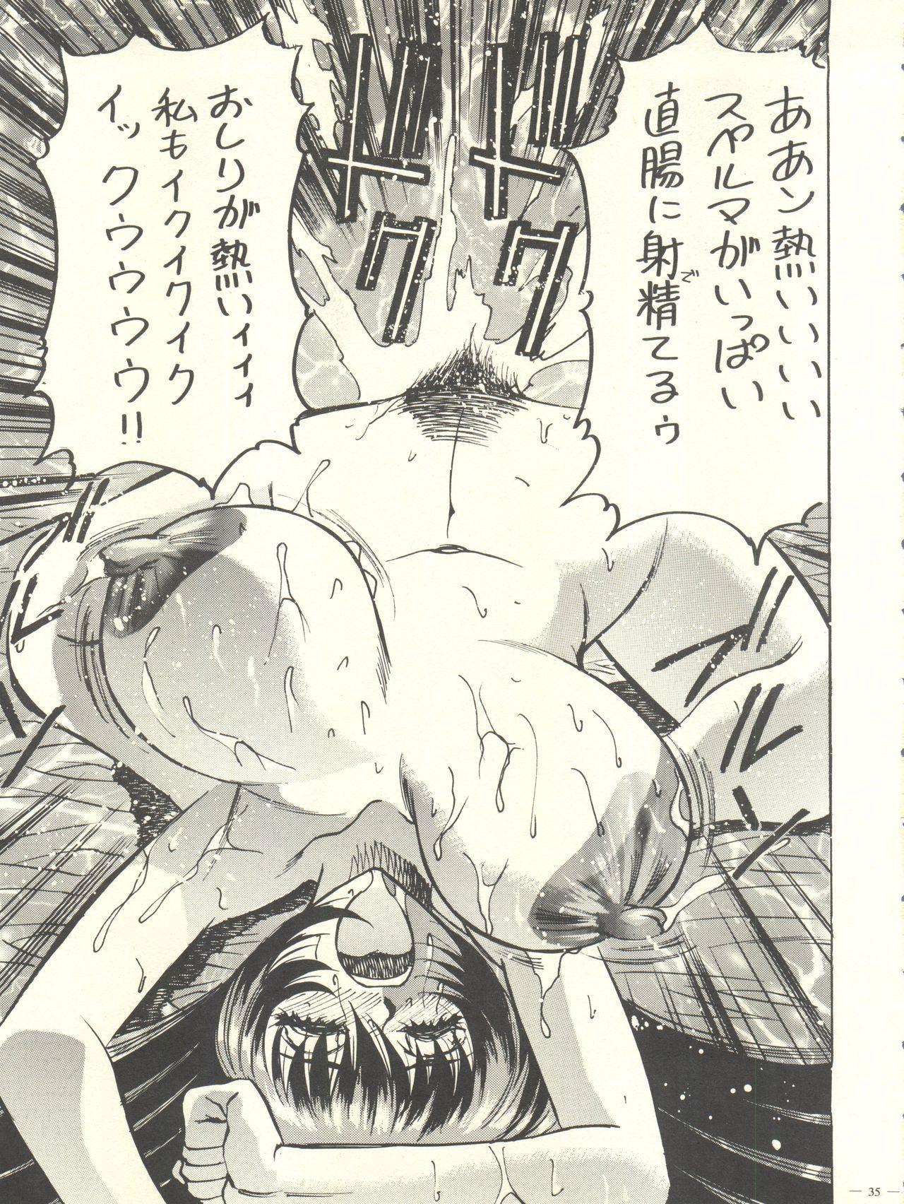 Meirei Denpa Rinne Tenshou 34