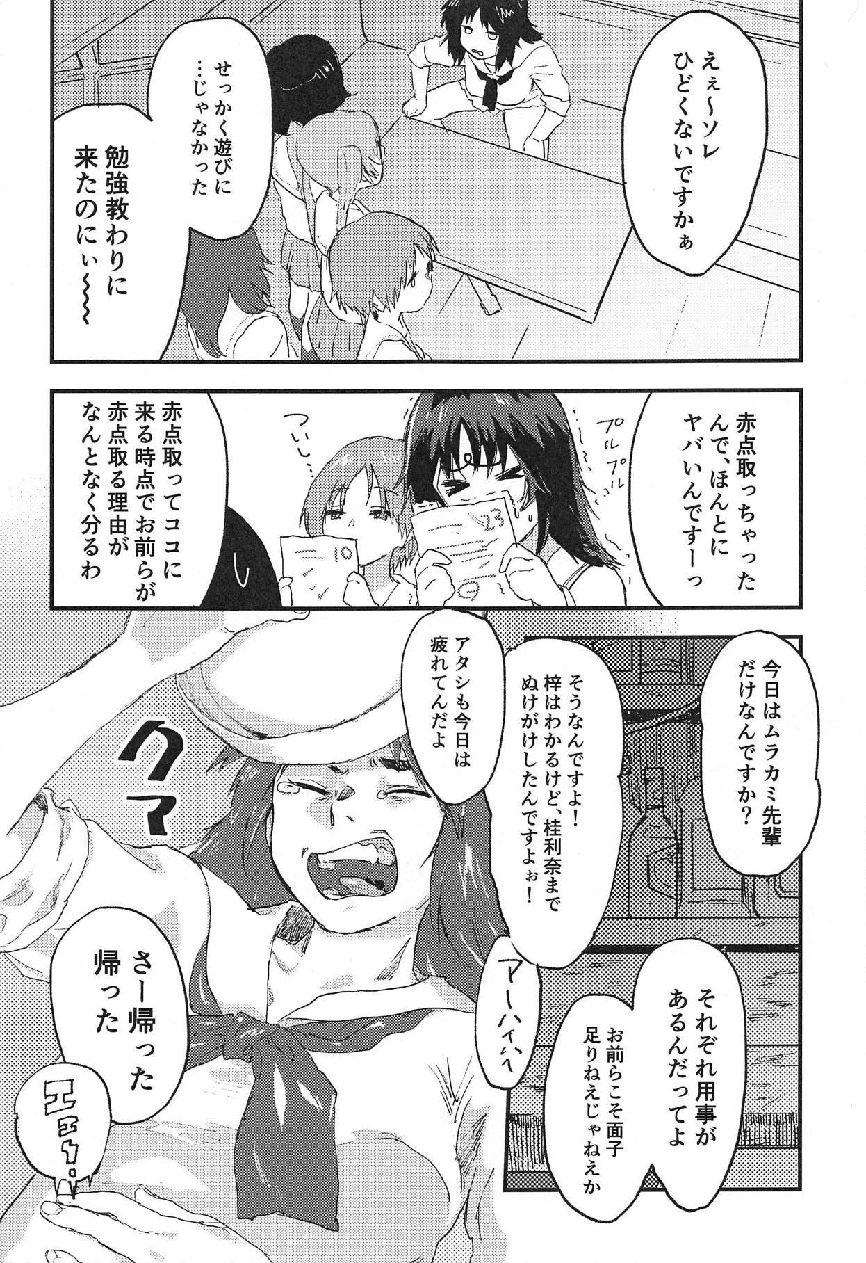 Murakami-san ga Ii You ni Sareru Hon 3
