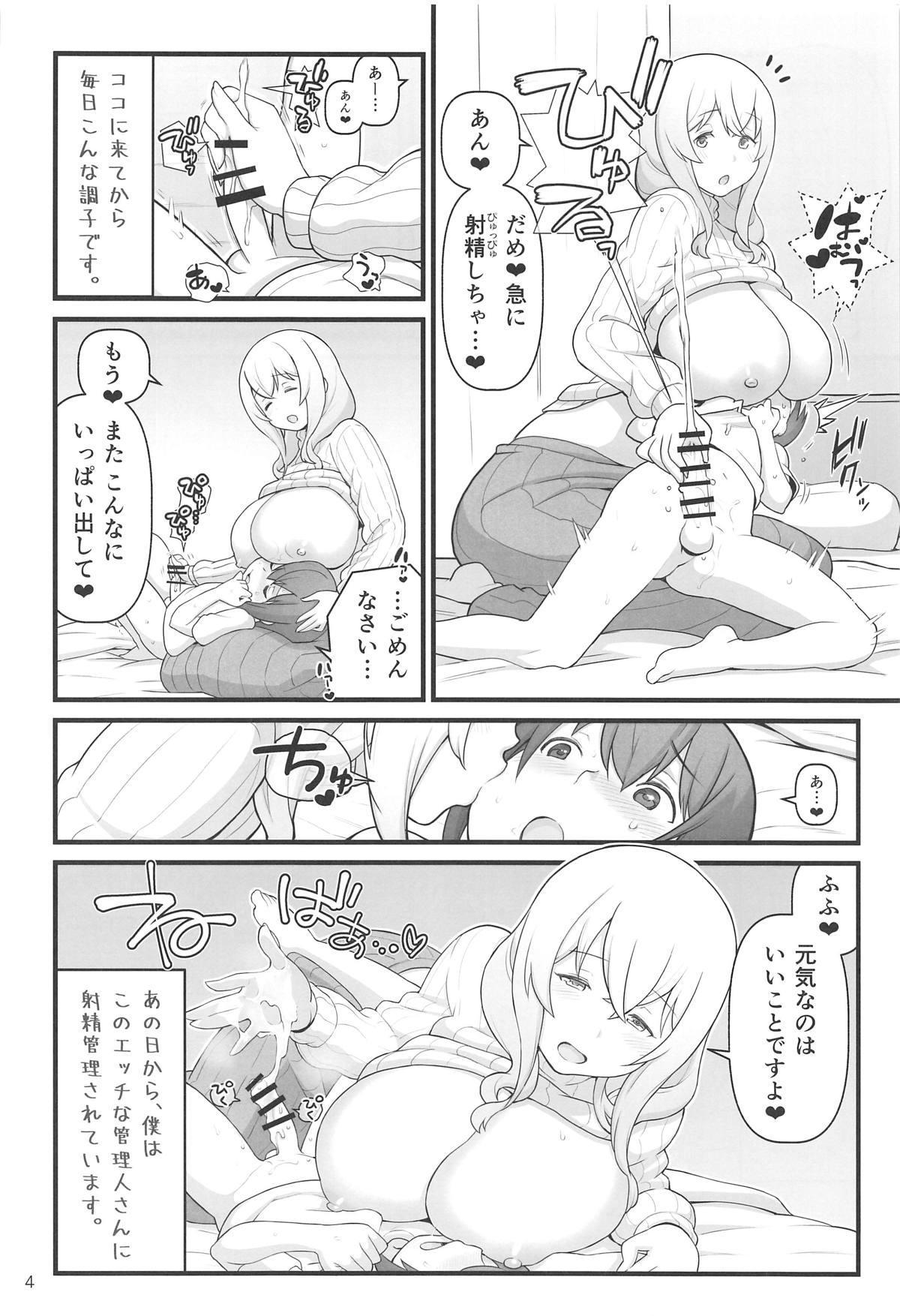Akkun no Nikkichou 3