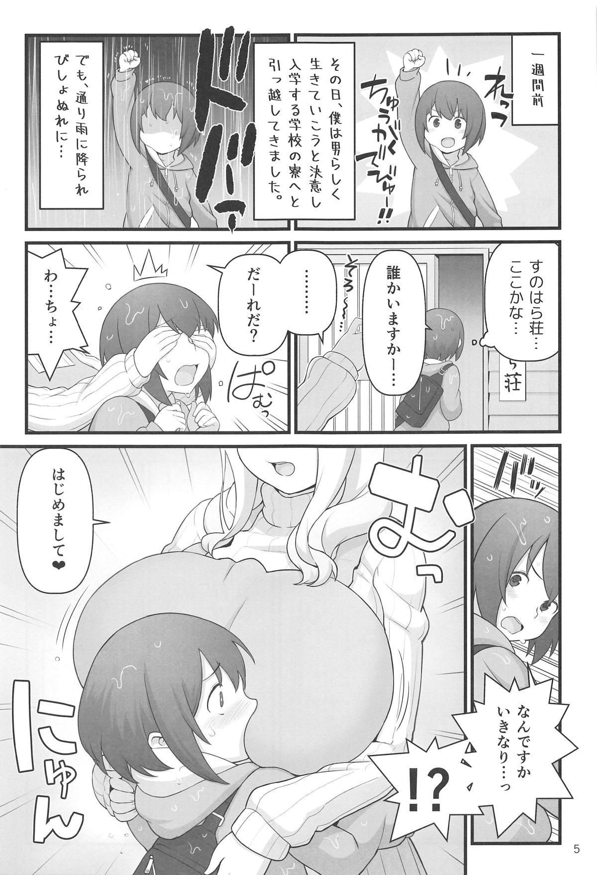 Akkun no Nikkichou 4