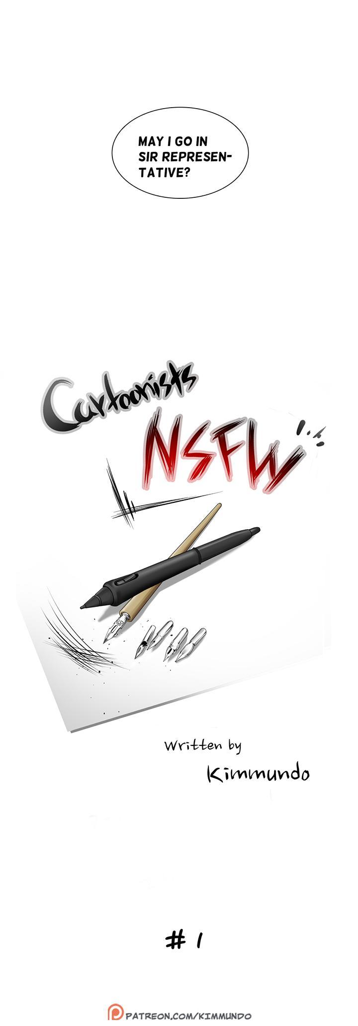 Cartoonist's NSFW Season 1 Chapter 1-20 1