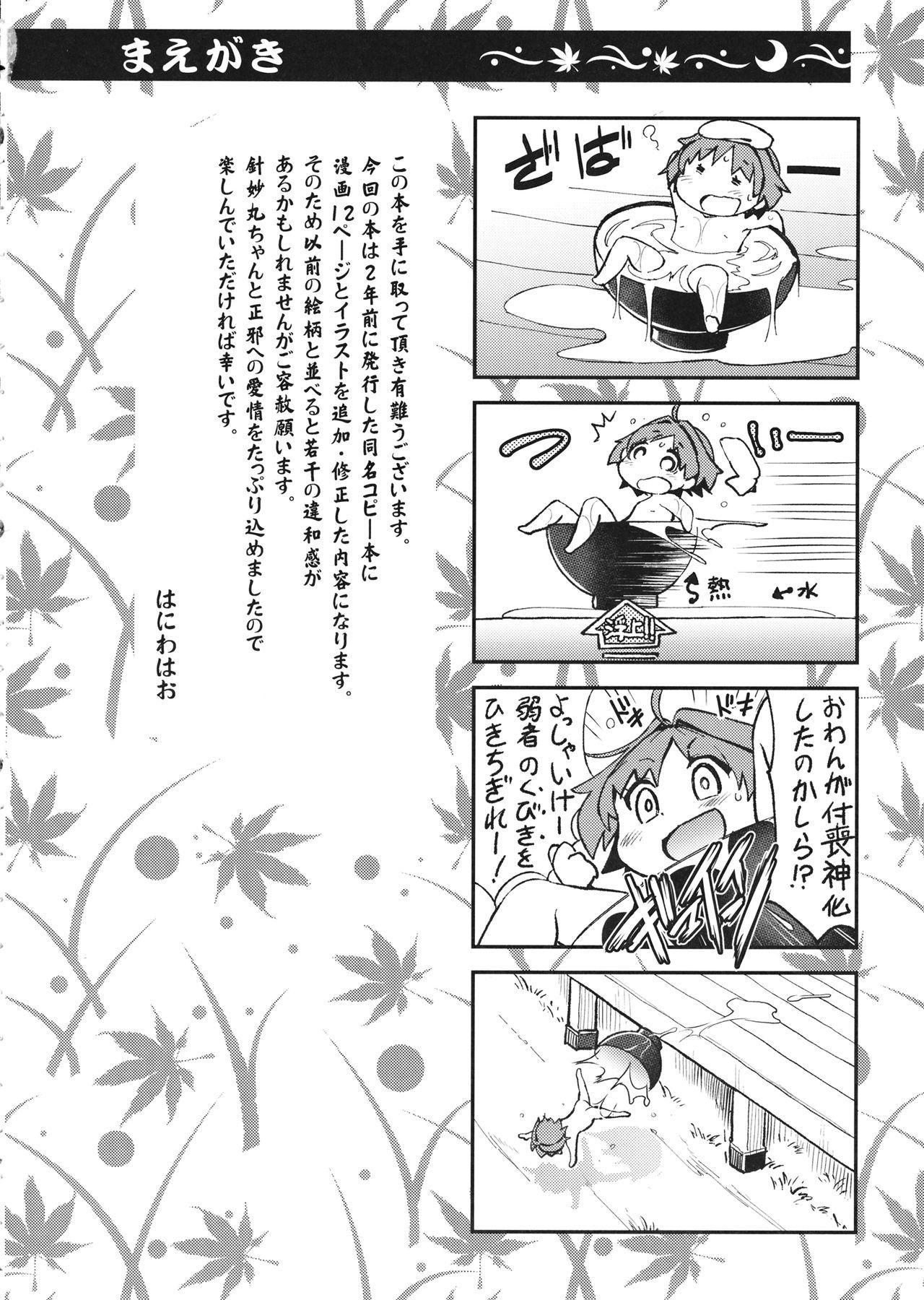 Touhou Amanojaku 2