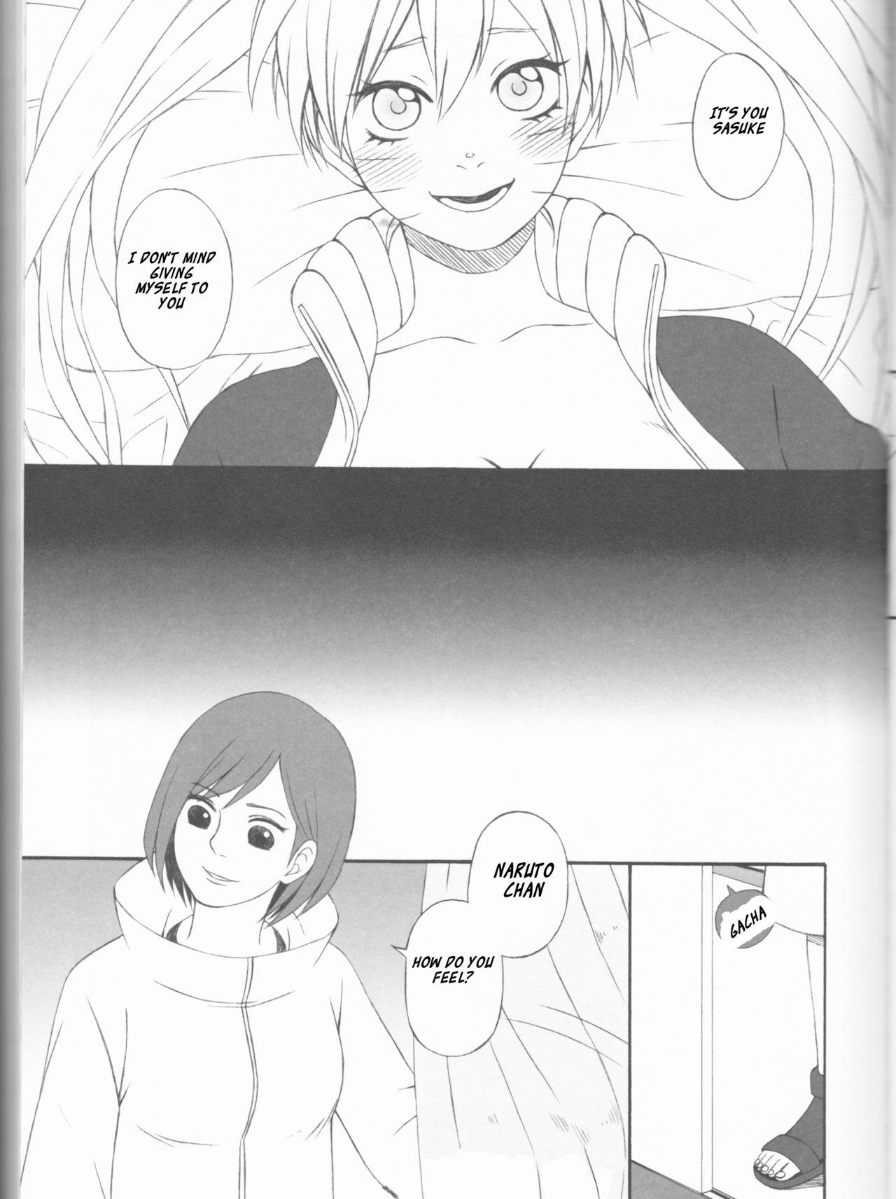 (C75) [Pierre (Garakuta Sochi)] Dream Passport (Naruto)[English] [Squigglesjp]ongoing 37