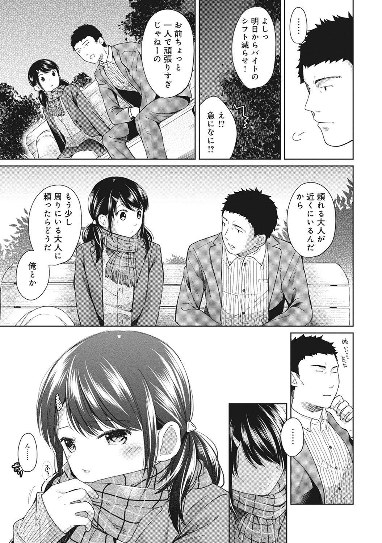 1LDK+JK Ikinari Doukyo? Micchaku!? Hatsu Ecchi!!? Ch. 1-16 132