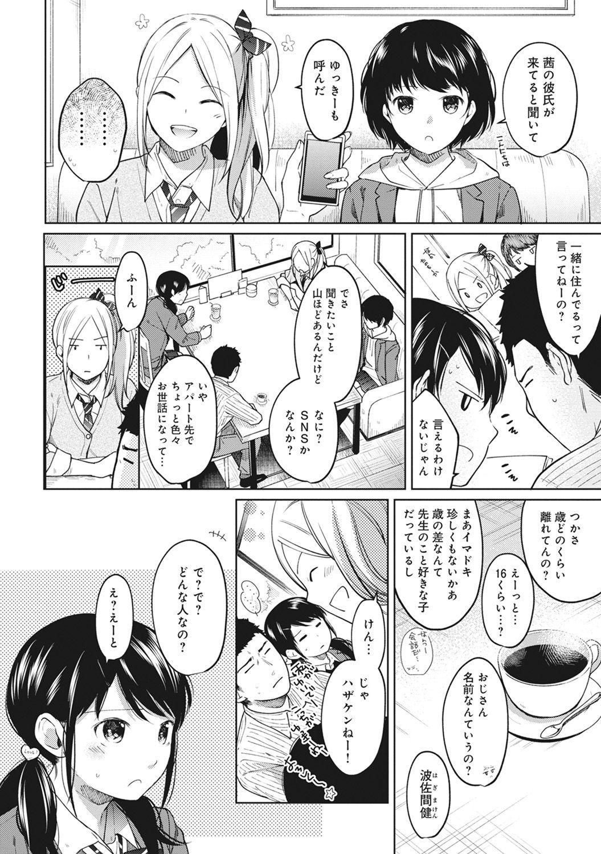 1LDK+JK Ikinari Doukyo? Micchaku!? Hatsu Ecchi!!? Ch. 1-16 179