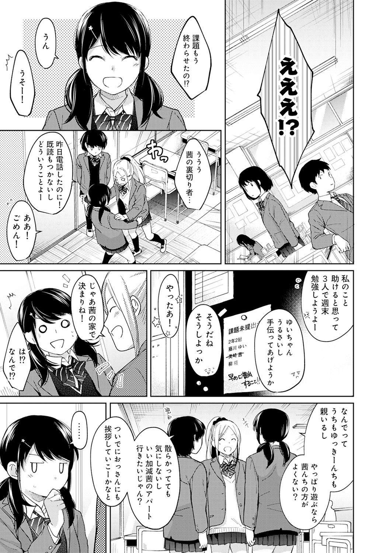 1LDK+JK Ikinari Doukyo? Micchaku!? Hatsu Ecchi!!? Ch. 1-16 250