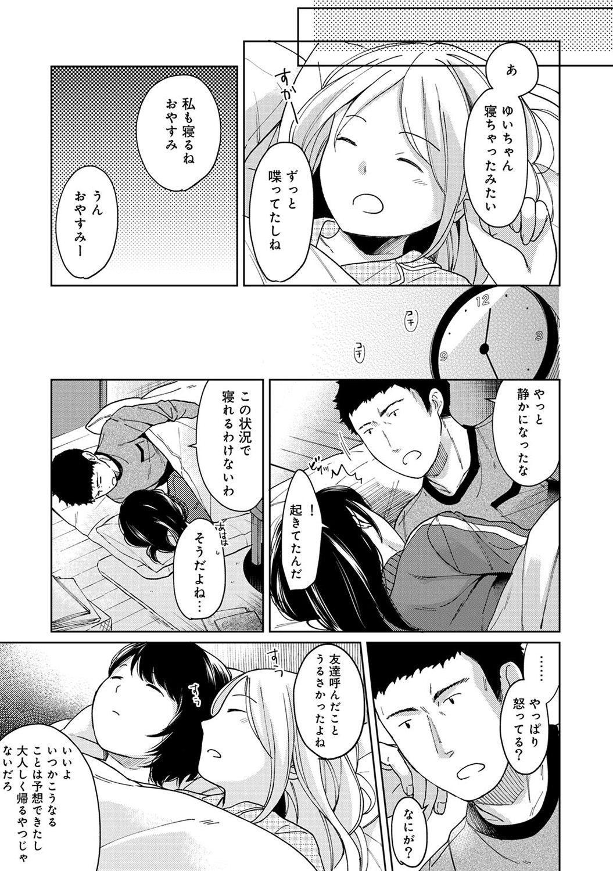1LDK+JK Ikinari Doukyo? Micchaku!? Hatsu Ecchi!!? Ch. 1-16 261