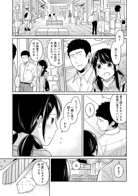 1LDK+JK Ikinari Doukyo? Micchaku!? Hatsu Ecchi!!? Ch. 1-16 317