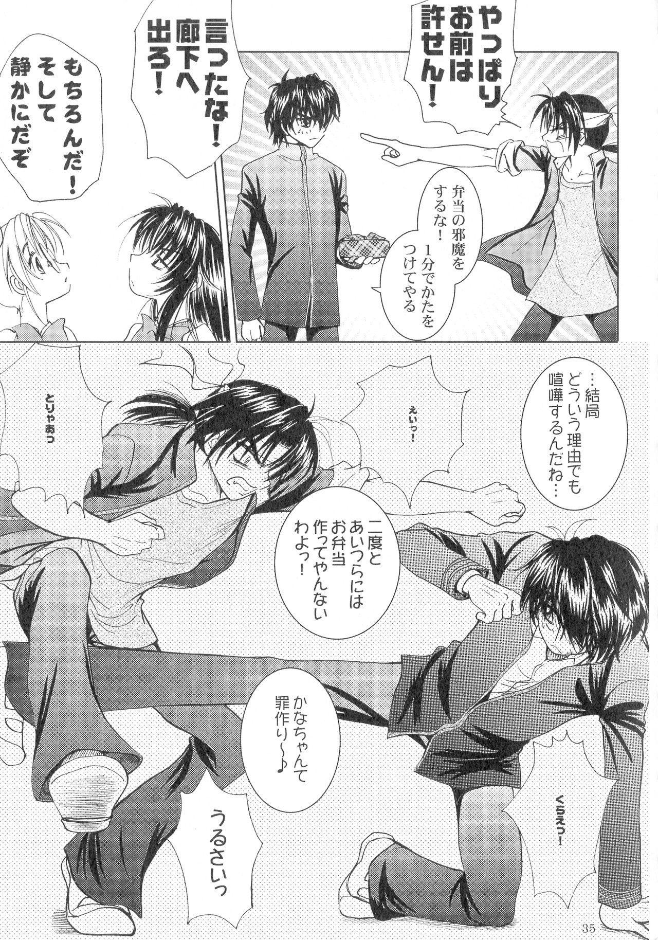 SEXY PANIC Sairokushuu Vol. 4 35