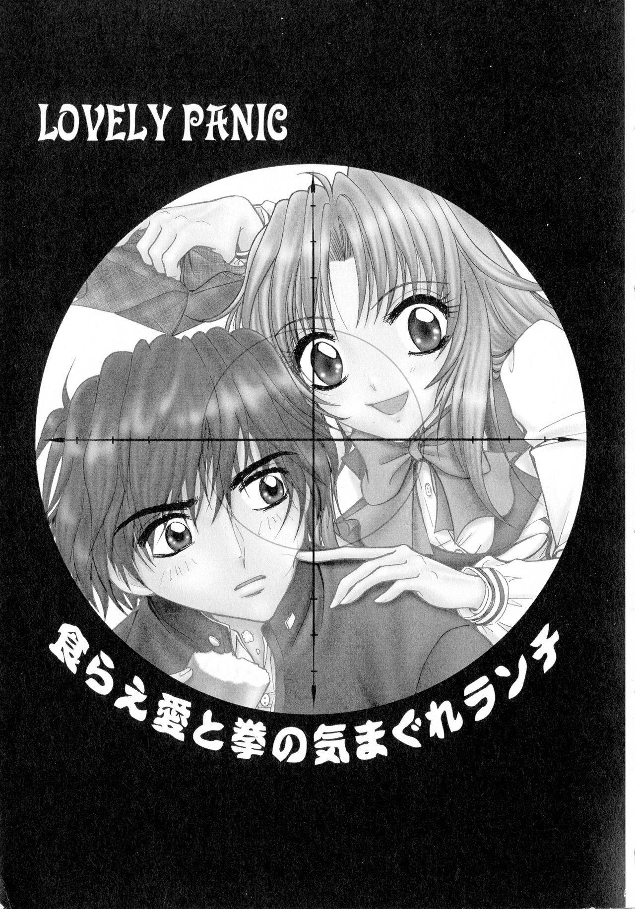SEXY PANIC Sairokushuu Vol. 4 5