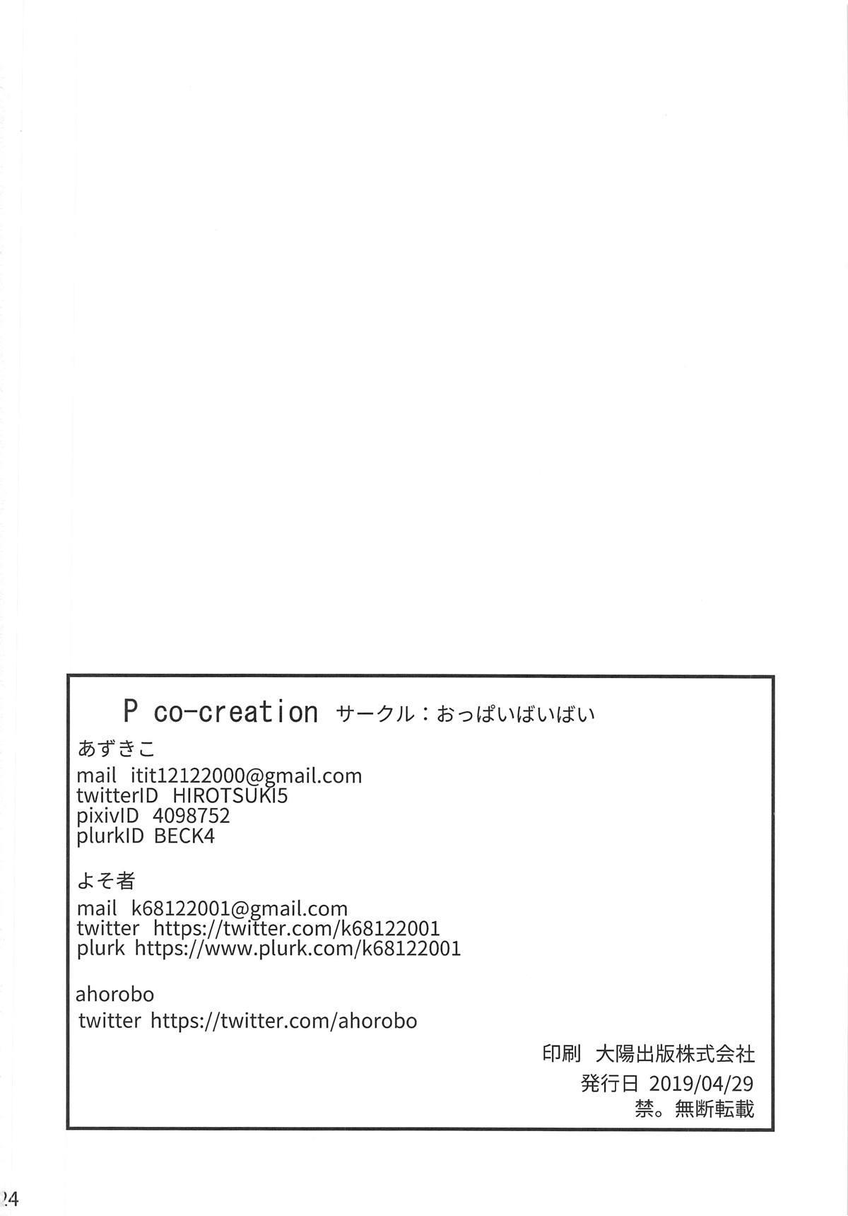 P co-creation 26