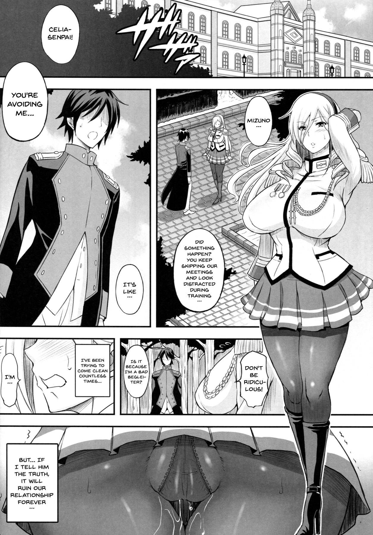 Kouki naru Onna Kishi-sama 2   High Class Female Knight 2 10
