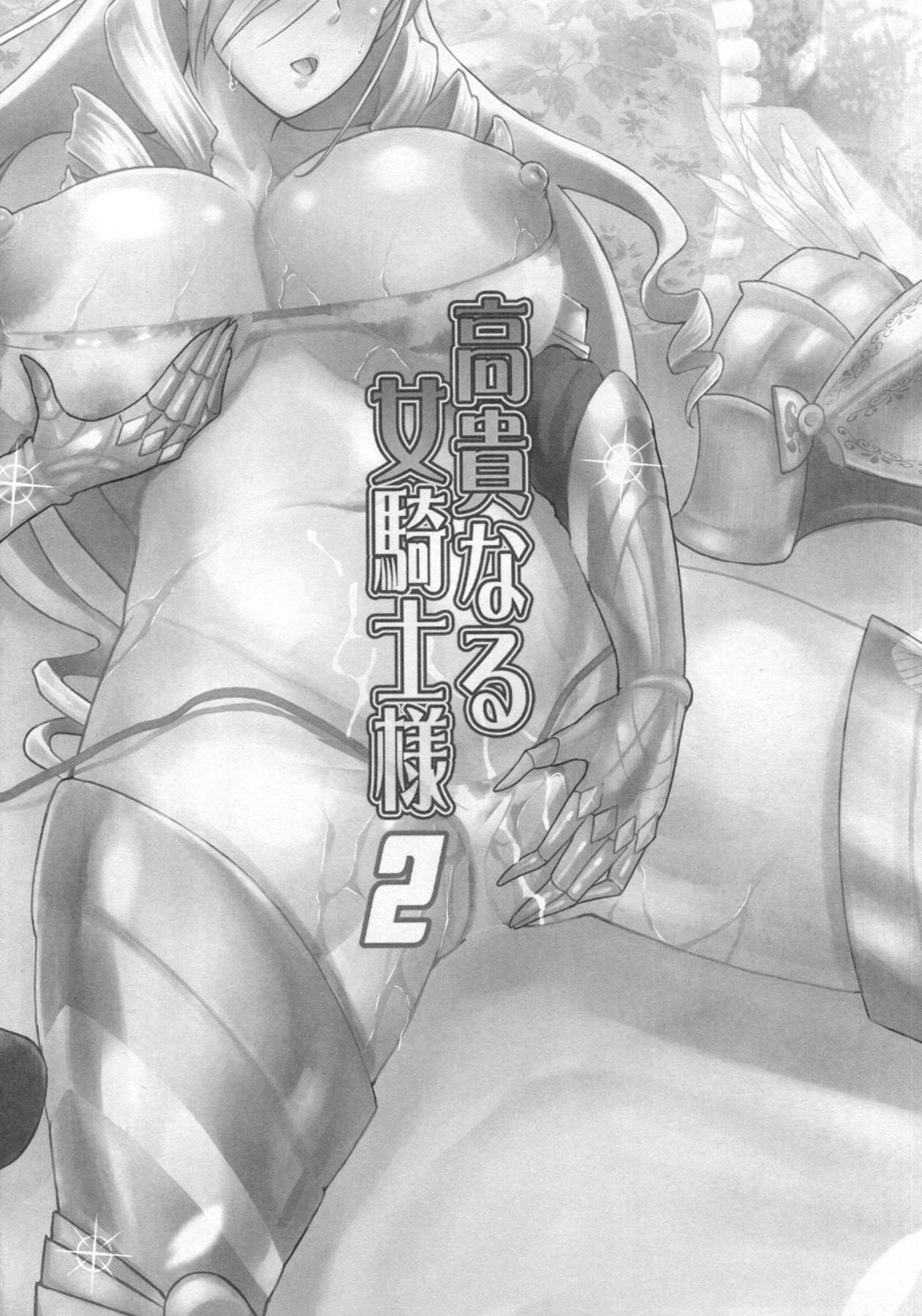 Kouki naru Onna Kishi-sama 2   High Class Female Knight 2 2