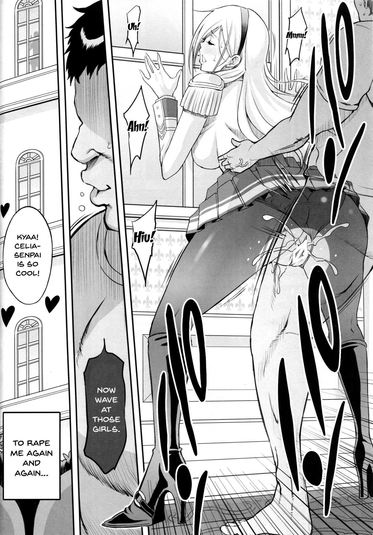 Kouki naru Onna Kishi-sama 2   High Class Female Knight 2 4