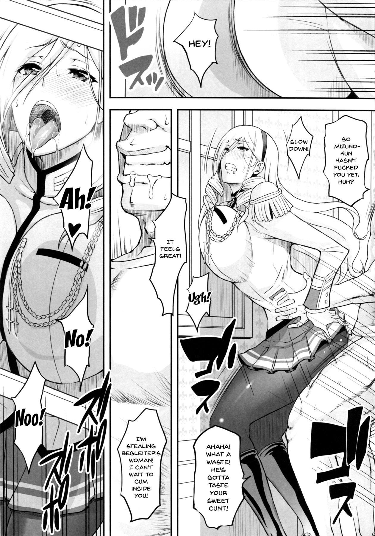 Kouki naru Onna Kishi-sama 2   High Class Female Knight 2 7