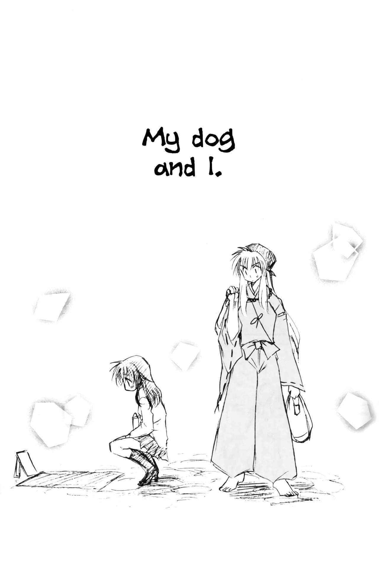 Oinu-sama to Atashi. | My dog and I. 30