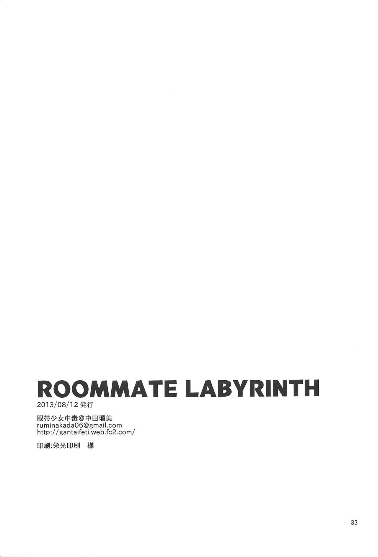 ROOMMATE LABYRINTH 31