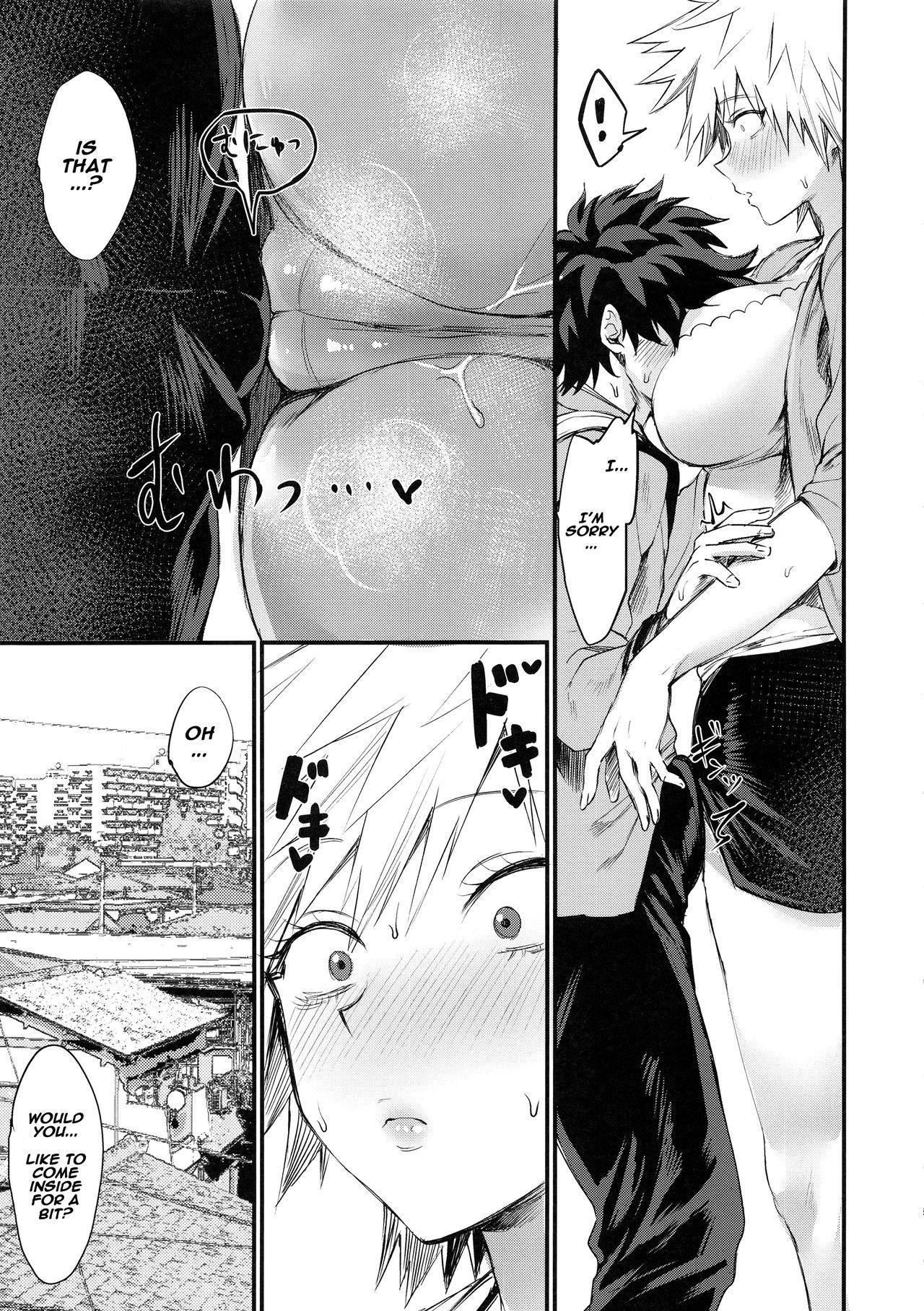 Mitsuki-san no Bosei ni Oshitsubusaresou desu 3