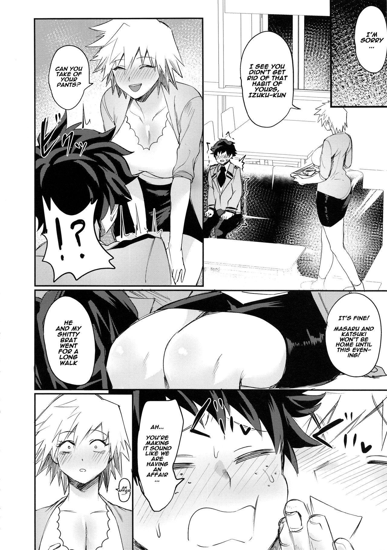 Mitsuki-san no Bosei ni Oshitsubusaresou desu 4